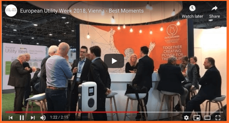 European Utility Week 2018 Vienna Best Moments video
