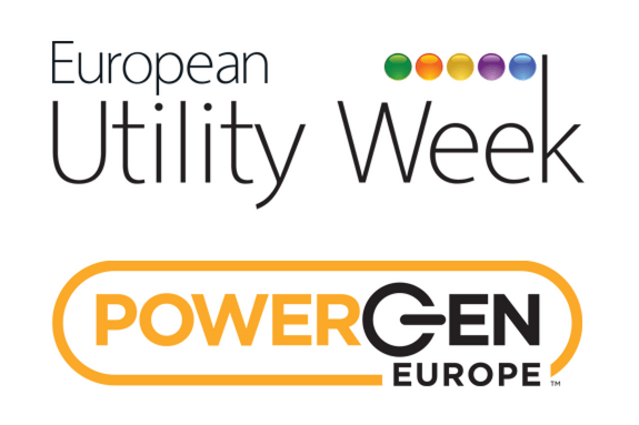 European Utility Week & Powergen Europe 2019 logos
