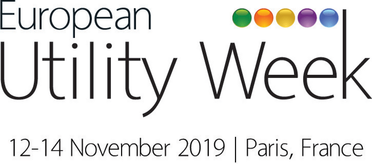 European Utility Week 2019 logo