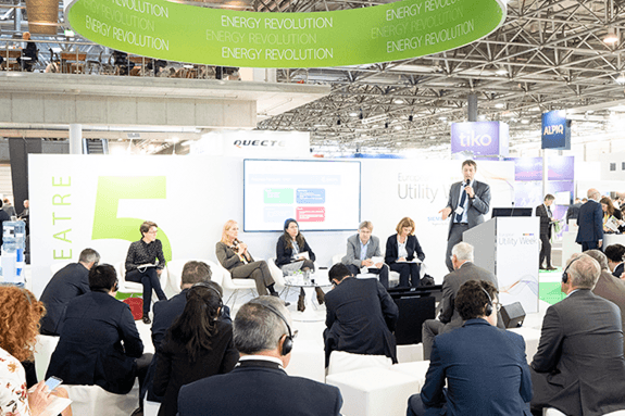 European Utility Week Hub Sessions Programme