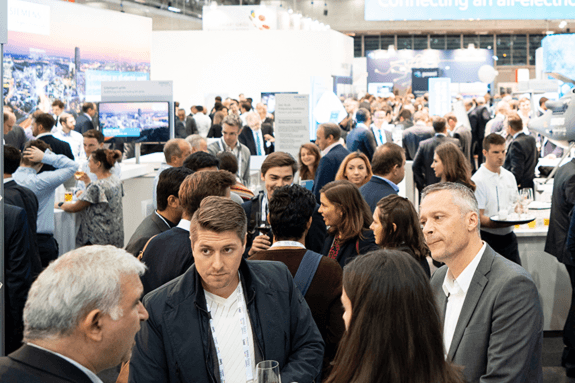European Utility Week Networking Opportunities